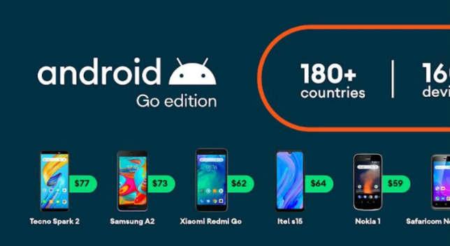 推出具有Adiantum加密支持的Google Android 10(Go版)