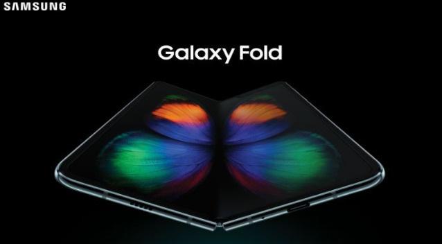 三星Galaxy Fold在印度以164999卢比推出